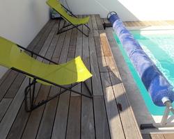 JFL PAYSAGE - Bron - Terrasse en bois - Terrasse en ipé